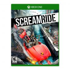 Игра для Xbox One Microsoft Scream Ride для Xbox One. Рус. версия (U9X-00020)