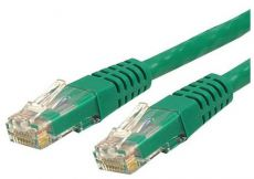 Сетевой кабель Patch cord 5E Copper 0.5m green